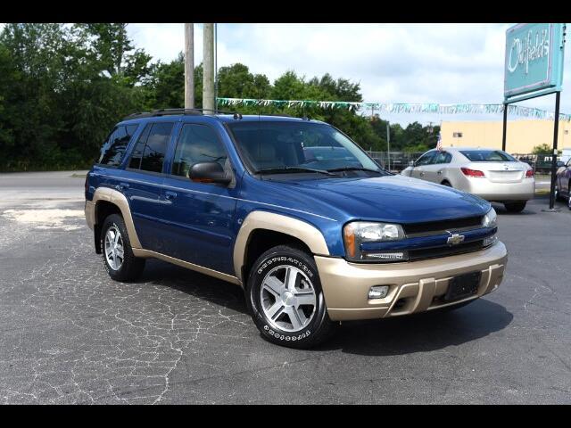 2005 Chevrolet TrailBlazer LT 4WD