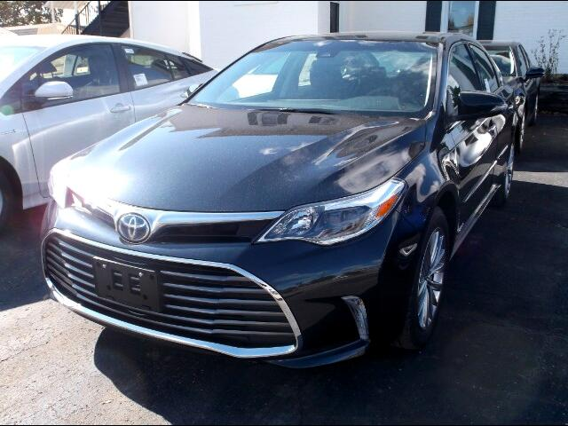 2018 Toyota Avalon Hybrid XLE Plus