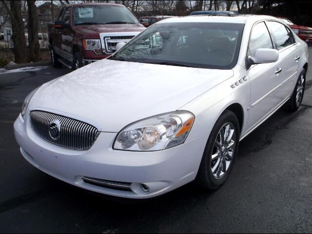 2007 Buick Lucerne CXS