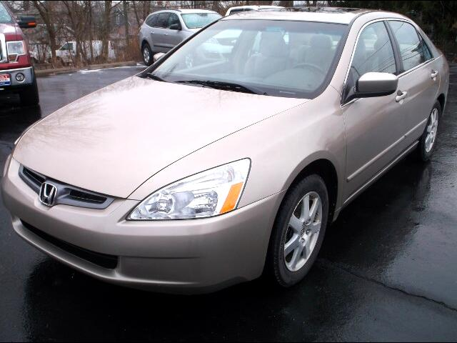 2005 Honda Accord 5-Speed AT