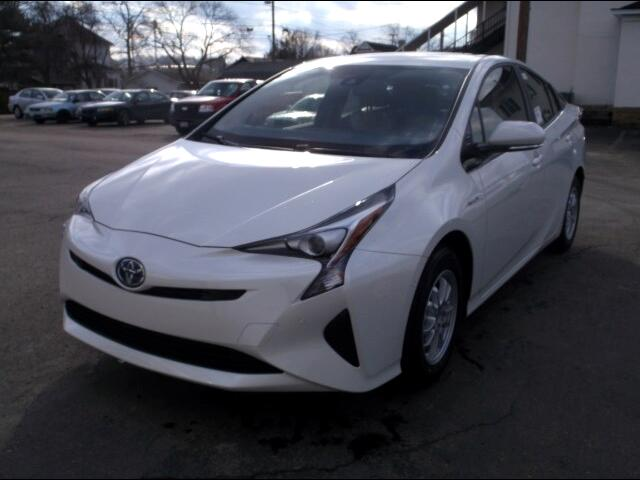 2018 Toyota Prius 5dr HB Three Touring (Natl)