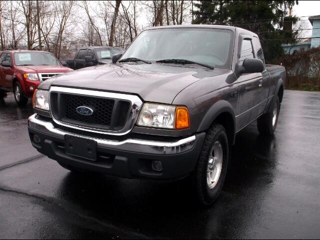 2005 Ford Ranger Edge SuperCab 4-Door 4WD