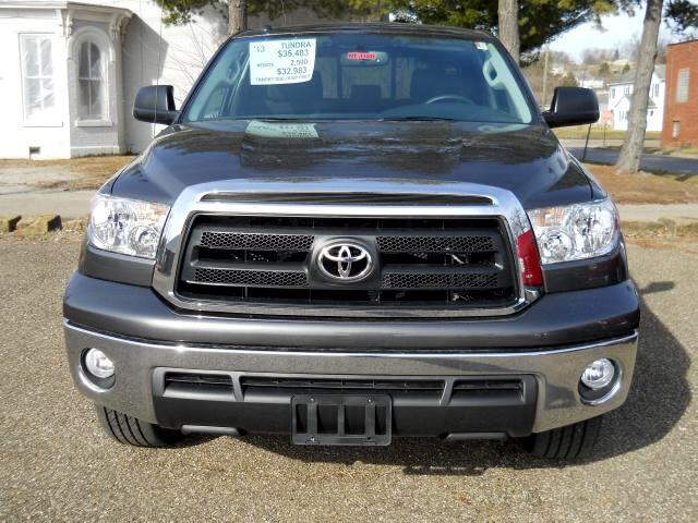 2013 Toyota Tundra SR5 5.7L FFV Double Cab 4WD