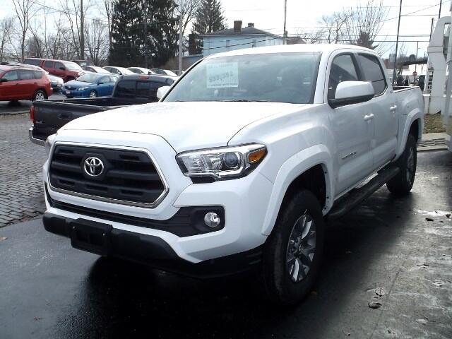 2017 Toyota Tacoma SR5 Double Cab Long Bed V6 5AT 4WD