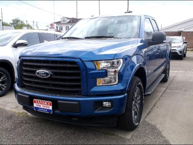 "2017 Ford F-150 4WD SuperCab 145"" XLT"