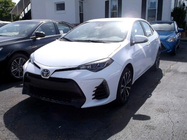 2017 Toyota Corolla S 4-Speed AT
