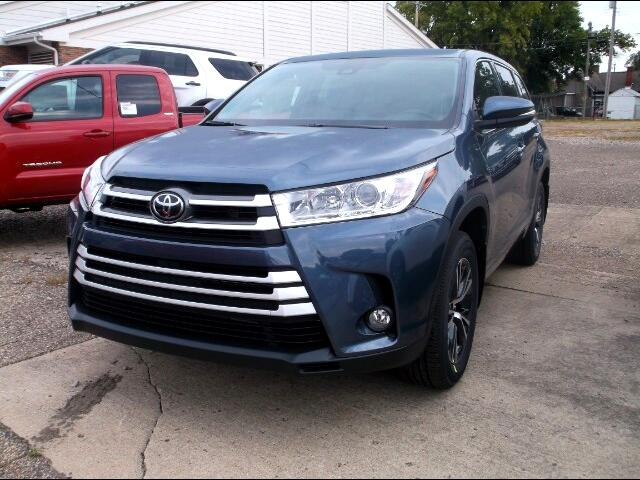2017 Toyota Highlander LE Plus AWD V6