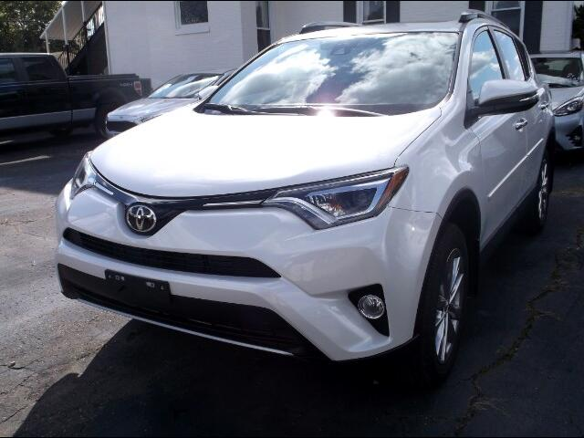 2017 Toyota RAV4 Limited FWD