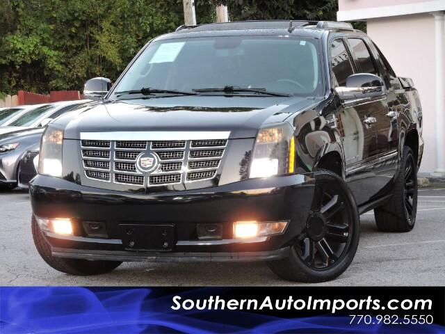 2011 Cadillac Escalade EXT Premium w/ Navigation Camera Bluetooth Remote Star