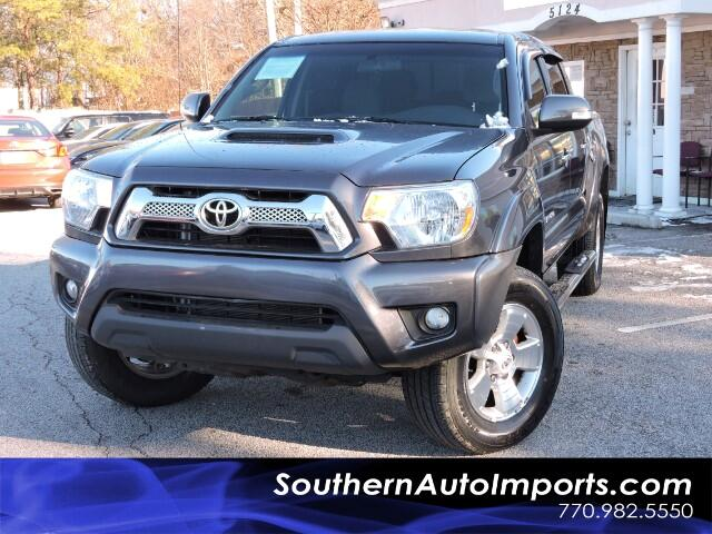 2014 Toyota Tacoma Pre Runner Double Cab V6 w/TRD Sport Package Bluet