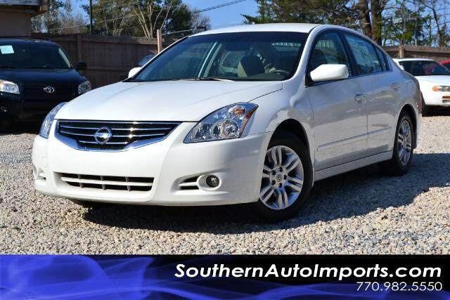 2012 Nissan Altima 25 S SPECIAL EDITIONONE OWNERCLEAN CARFAX CERTIFIEDALL POWER OPTIONS BLU