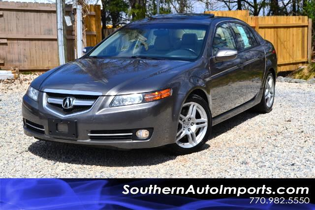 2008 Acura TL TLSUPER CLEANCALL US NOW AT 866-210-0391 TO DRIVE THIS VEHICLE HOME TODAYLEATH
