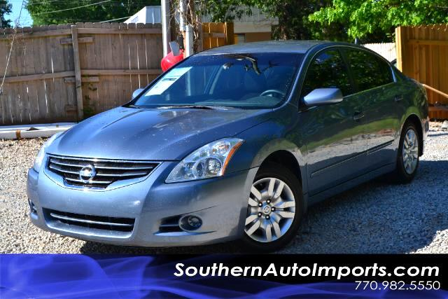 2011 Nissan Altima 25S MODELONE OWNERCLEAN CARFAX CERTIFIEDCALL US NOW AT 866-210-0391 TO D