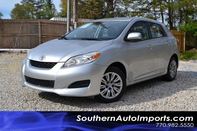 2009 Toyota Matrix MATRIXCLEAN CARFAX CERTIFIEDCALL US NOW AT 866-210-0391 TO DRIVE THIS VEHIC