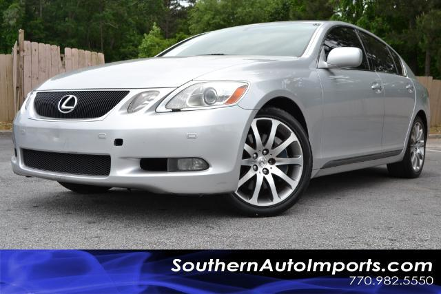 2006 Lexus GS GS430 WNAVIGATIONCLEAN CARFAX CERTIFIEDCALL US NOW AT 866-210-0391 TO DRIVE THI