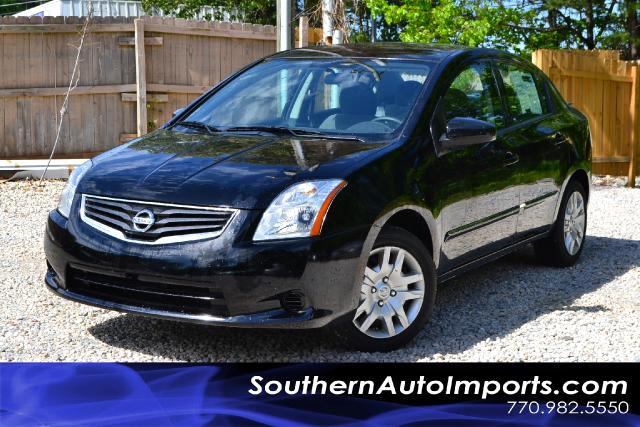 2012 Nissan Sentra 20 S SENTRACLEAN CARFAX CERTIFIEDCALL US NOW AT 866-210-0391 TO DRIVE THIS