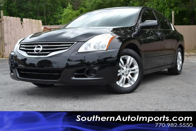2011 Nissan Altima 25S COVENIENCE PKGONE OWNERCLEAN CARFAX CERTIFIEDCALL US NOW AT 866-210-