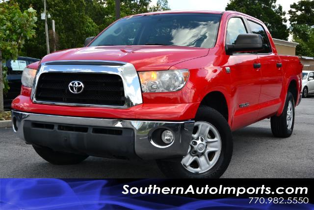 2008 Toyota Tundra TUNDRA CREW MAXXONE OWNERCLEAN CARFAX CERTIFIEDCALL US NOW AT 866-210-039
