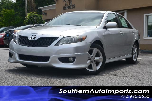 2010 Toyota Camry SE MODELSUPER CLEANCALL US NOW AT 866-210-0391 TO DRIVE THIS VEHICLE HOME TO
