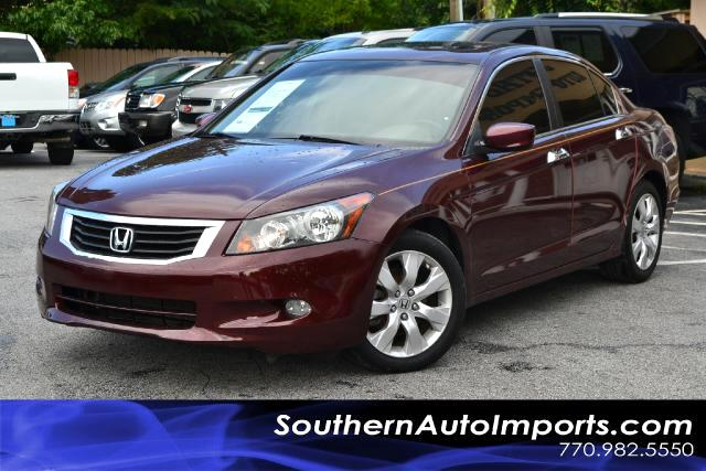 2008 Honda Accord EX-L WNAVIGATIONFULLY LOADEDCALL US NOW AT 866-210-0391 TO DRIVE THIS VEHIC