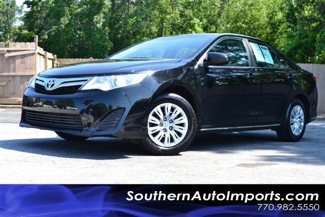 2012 Toyota Camry LE MODELONE OWNERCLEAN CARFAX CERTIFIEDCALL US NOW AT 866-210-0391 TO DRIVE