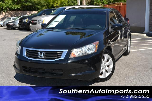 2008 Honda Accord EX-L WNAVIGATIONONE OWNERCLEAN CARFAX CERTIFIEDCALL US NOW AT 866-210-039