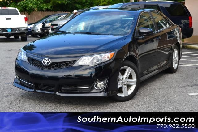 2012 Toyota Camry SE MODELONE OWNERCALL US NOW AT 866-210-0391 TO DRIVE THIS VEHICLE HOME TODA