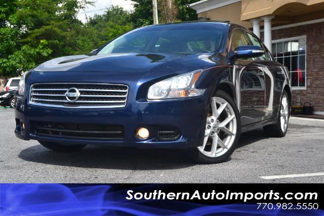 2009 Nissan Maxima 35SV SPORTS PACKAGECLEAN CARFAX CERTIFIEDCALL US NOW AT 866-210-0391 TO DR