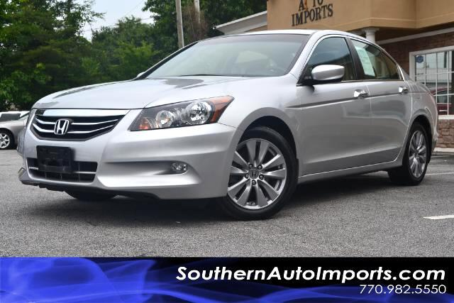 2012 Honda Accord EX-L MODELONE OWNERCLEAN CARFAX CERTIFIEDCALL US NOW AT 866-210-0391 TO DR
