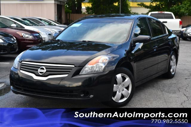 2007 Nissan Altima 25S CONVENIENCE PACKAGECALL US NOW AT 866-210-0391 TO DRIVE THIS VEHICLE HOM