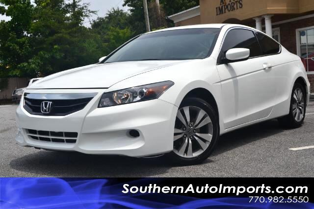 2012 Honda Accord ACCORD LX-S COUPEONE OWNERCALL US NOW AT 866-210-0391 TO DRIVE THIS VEHICLE