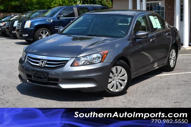 2011 Honda Accord LX MODELONE OWNERCLEAN CARFAX CERTIFIEDCALL US NOW AT 866-210-0391 TO DRIV
