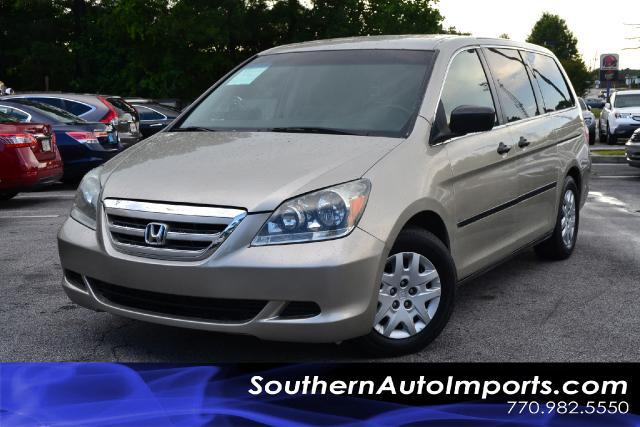 2006 Honda Odyssey ODYSSEY LXCLEAN CARFAX CERTIFIEDCALL US NOW AT 866-210-0391 TO DRIVE THIS V