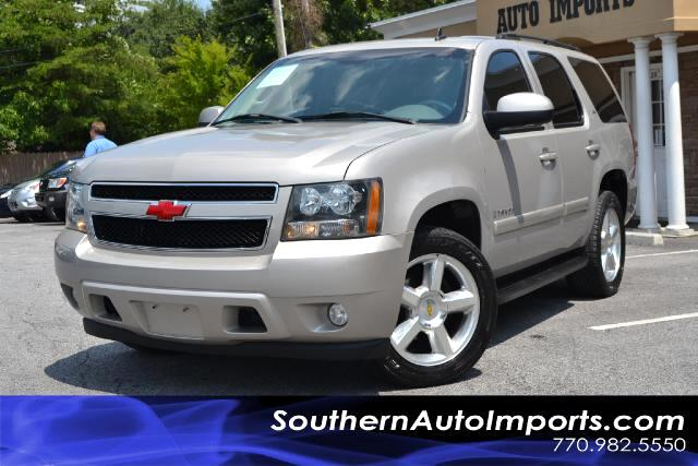 2007 Chevrolet Tahoe TAHOE LTZCLEAN CARFAX CERTIFIEDCALL US NOW AT 866-210-0391 TO DRIVE THIS