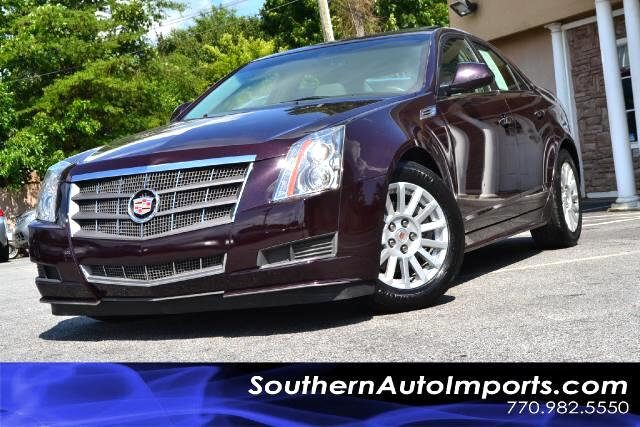 2010 Cadillac CTS CTSONE OWNERCLEAN CARFAX CERTIFIEDCALL US NOW AT 866-210-0391 TO DRIVE THI