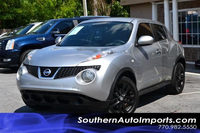 2011 Nissan Juke  S TURBO  LOADED PLEASE CALL US AT 7709825550 TO SCHEDULE A TEST DRIVE TOD