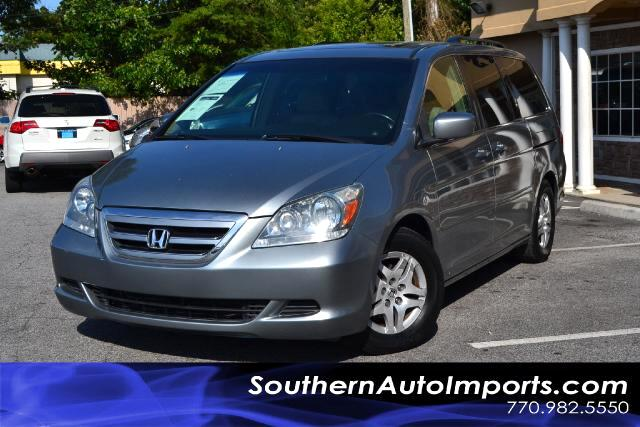 2006 Honda Odyssey EX-L WDVD AND NAVIGATIONCALL US NOW AT 866-210-0391 TO DRIVE THIS VEHICLE HO
