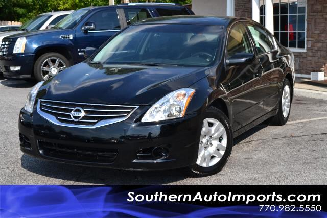 2012 Nissan Altima ALTIMA 25 SCLEAN CARFAX CDRTIFIEDCALL US NOW AT 866-210-0391 TO DRIVE THIS