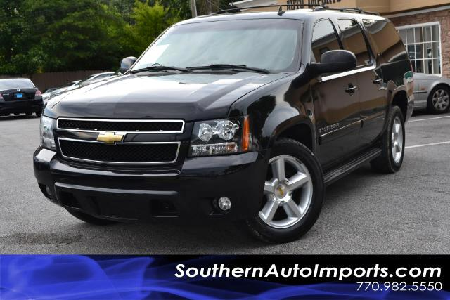 2007 Chevrolet Suburban SUBURBAN LT FLEX FUELEXTRA CLEANCALL US NOW AT 866-210-0391 TO DRIVE T