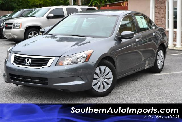 2008 Honda Accord LX MODELCLEAN CARFAX CERTIFIEDSUPER CLEANCALL US NOW AT 866-210-0391 TO DR