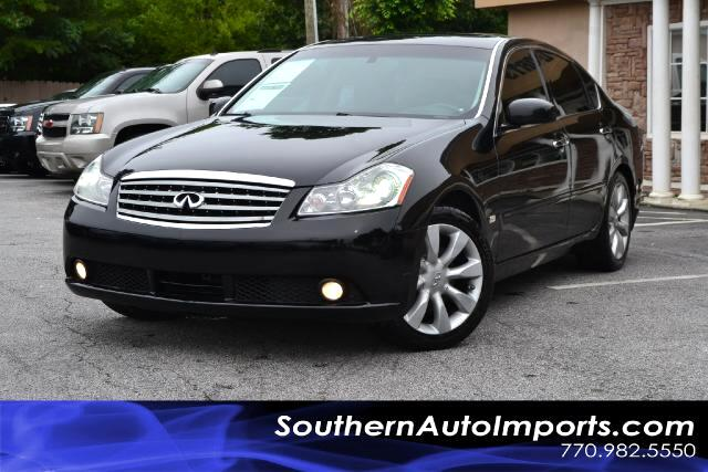 2007 Infiniti M M35SUPER CLEANPERSONALLY PRE-OWNED VEHICLECALL US NOW AT 866-210-0391 TO DRI