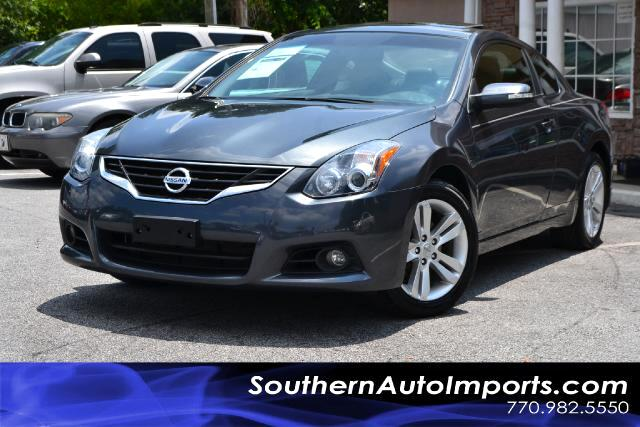 2011 Nissan Altima ALTIMA COUPE WCONVENIENCE PKGONE OWNERCLEAN CARFAX CERTIFIEDCALL US NOW