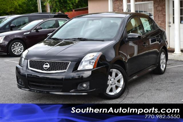 2011 Nissan Sentra 2O SR PACKAGEONE OWNERCLEAN CARFAX CERTIFIEDCALL US NOW AT 866-210-0391
