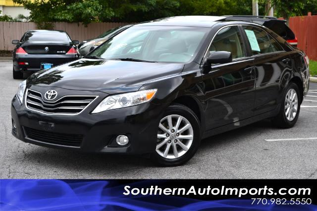2011 Toyota Camry XLE V6ONE OWNERCLEAN CARFAX CERTIFIEDCALL US NOW AT 866-210-0391 TO DRIVE