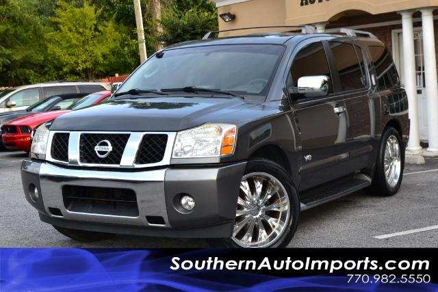 2005 Nissan Armada ARMADA SECLEAN CARFAX CERTIFIEDPERSONALLY OWNEDCALL US NOW AT 866-210-039