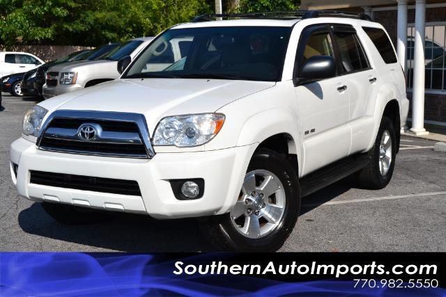 2008 Toyota 4Runner 4RUNNER SR5 4WDSUPER CLEANCALL US NOW AT 866-210-0391 TO DRIVE THIS VEHICL