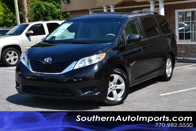 2011 Toyota Sienna SIENNE LEONE OWNERCALL US NOW AT 866-210-0391 TO DRIVE THIS VEHICLE HOME TO