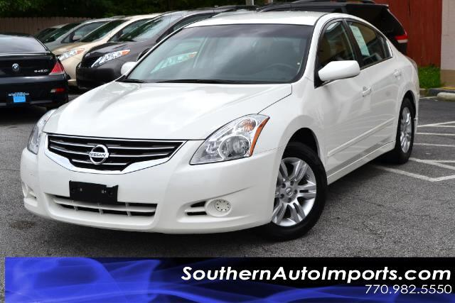 2011 Nissan Altima 25S CONVENIENCE PACKAGE1OWNER CLEAN CARFAX CERTIFIEDCALL US NOW AT 866-2