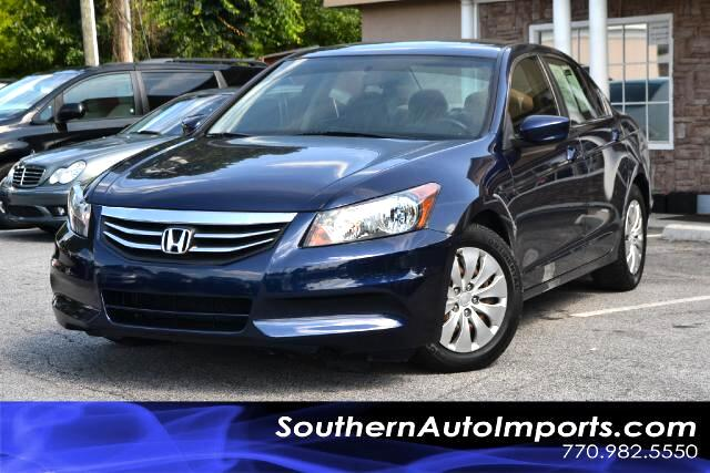 2011 Honda Accord ACCORD LX MODELCLEAN CARFAX CERTIFIEDCALL US NOW AT 866-210-0391 TO DRIVE TH