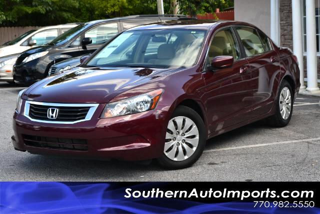 2008 Honda Accord LX MODELONE OWNERCALL US NOW AT 866-210-0391 TO DRIVE THIS VEHICLE HOME TODA